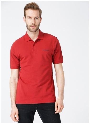 Columbia Columbia Polo T-Shirt Kırmızı